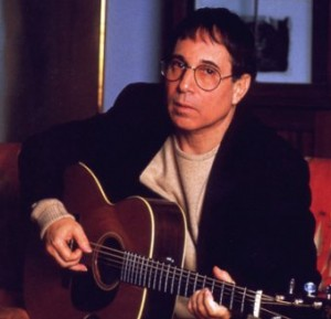 Paul Simon took Songwriting Lessons